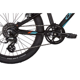 ORBEA MX 20 Team Kids Black-green